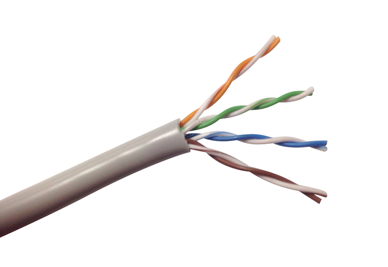 Super five unshielded cable